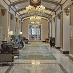 Our beautiful Lobby at The Hotel Saskatchewan Autograph Collection