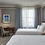 The Hotel Saskatchewan Autograph Collection Queen Queen Guest Room