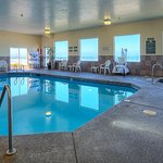 Oceanfront, indoor pool