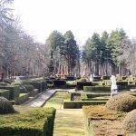 Palacio Real de la Granja de San Ildefonso, jardines