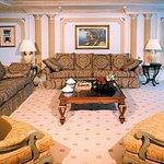 VIP Suite's living room