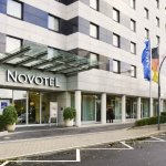 Novotel Düsseldorf City West Foto