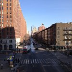 View from the High Line...
