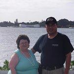 Us at the USS Arizona