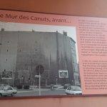Mur des cantus