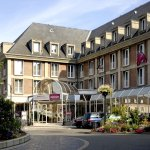 Mercure Abbeville Hotel de France Foto