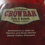 Photo de Crowbar Cafe & Saloon