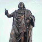 La statue Stanislas