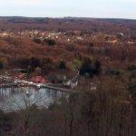 Photo panoramique prise du 5ème étage