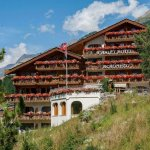 Photo de Chalet Hotel Schoenegg