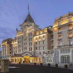 Photo de Hotel Royal Savoy Lausanne