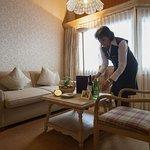 Photo de Hotel Schweizerhof & Residence