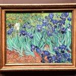 Irises - Vincent van Gogh (Dutch, 1853 - 1890)