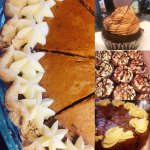Some handmade sweets from our bakery