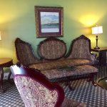 King Ranch Suite Sitting Area