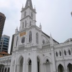 The 19th Century Convent - Chijmes - Singapore (12/Mar/17).