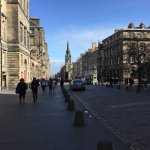 Old Town Chambers strategically located downtown Edinburgh