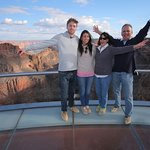 Grand Canyon Skywalk Foto
