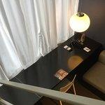 Desk and seat - Premier Loft