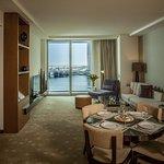 Foto di InterContinental Residence Suites Dubai Festival City