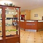 Kolonna Hotel Brigita Foto