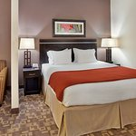 Holiday Inn Express Hotel & Suites Lincoln Airport Foto