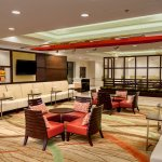 Relax in our spacious and functional lobby lounge