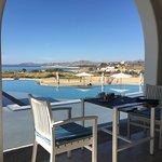 Oceana breakfast view....