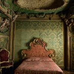 A venetian bedroom from the early 1700's