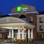Foto de Holiday Inn Express Hotel & Suites Goshen
