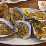 Chili Lime oysters (beauties!!)