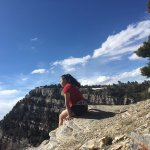 Nice hike on top of the mountain
