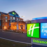 Foto de Holiday Inn Express Suites Hamburg