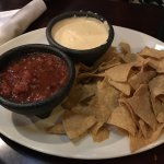 Queso & Salsa with Chips
