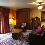 Owner Suite Sitting Area