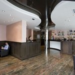 BudaPest Hotel Sofia - lobby bar