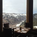 Tough to beat the wine list, view and food in telluride...