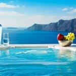 Foto de Art Maisons Luxury Santorini Hotels Aspaki & Oia Castle
