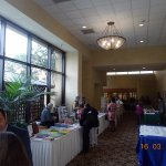 Our Vendors ---- My wife and I were able to share several books that we have authored.