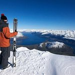 Remarkables Ski Field Lookout, Queenstown