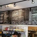 a full menu coffee explanation