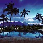 考艾礁湖萬豪飯店