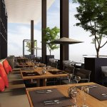 Edge Restaurant - Outdoor