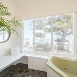 The Beach House's spa room, one of our 3 bedroom apartments