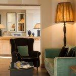 Villa Ducale Design- Lobby Area