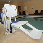 Accessible Pool Amenity