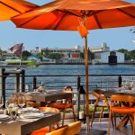 babble & rum terrace - a perfect spot for outdoor dining & watching sunset