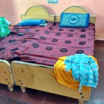 see the bed