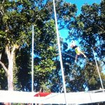 Challenging trapeze activity