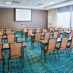 McKamy Meeting Room - Classroom style Setup